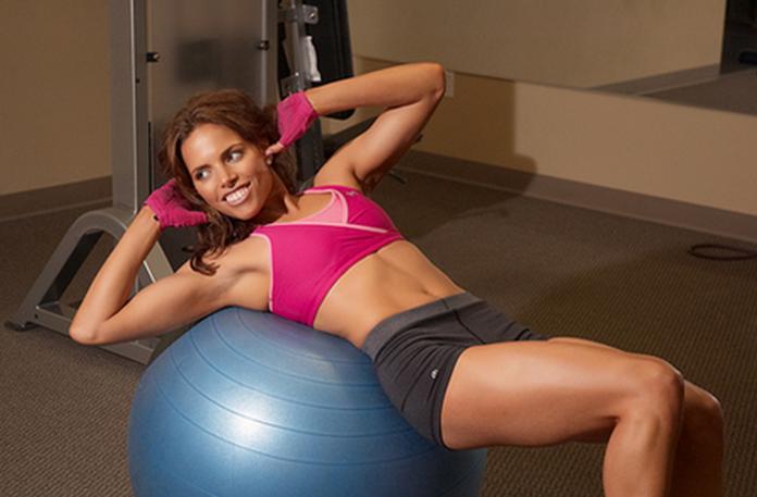fitness girl 18