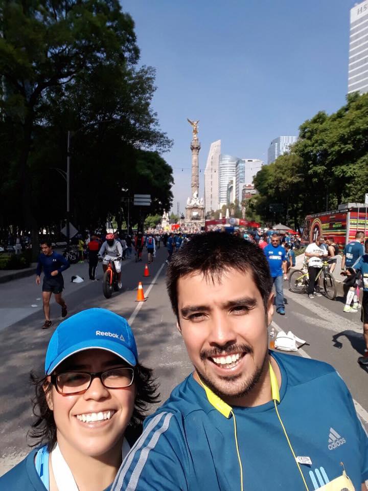 AnaCeci Silva mediomaraton