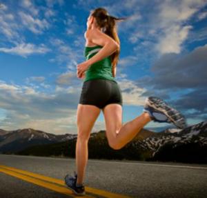 jogging autopista