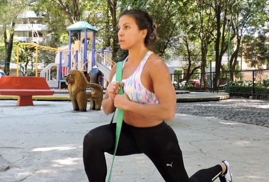 BOOT CAMP  PGA  (Entrenamiento piernas, glúteos y abdomen)
