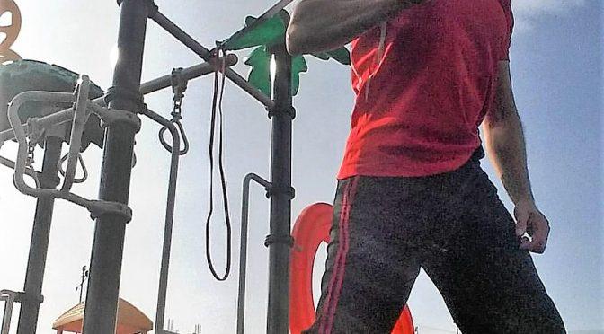 ¿Te está matando de dolor el entrenamiento con pesas?